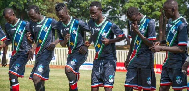 South Sudan 2018 AMS Home and Third Football Kit, Soccer Jersey, Shirt