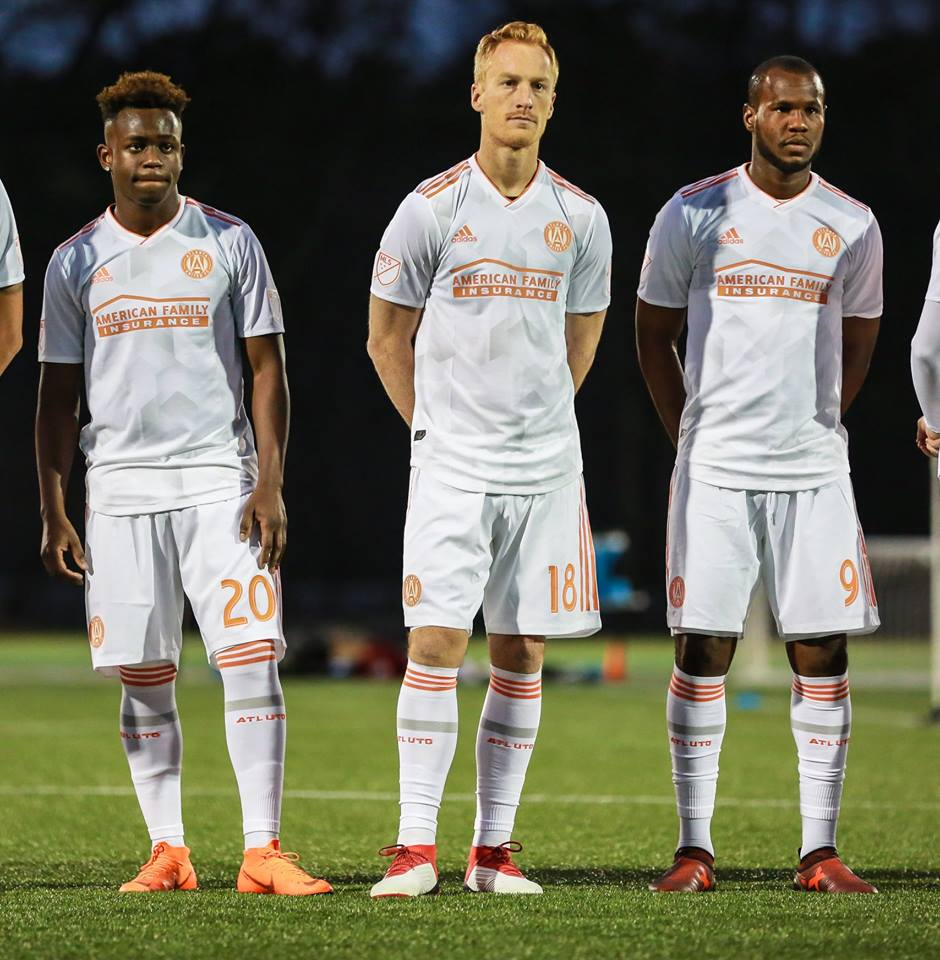 huge selection of f09c3 b0564 Atlanta United 2018 adidas Away Jersey - FOOTBALL FASHION.ORG