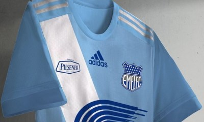 Emelec 2018 adidas Home, Away and Third Football Kit, Soccer Jersey, Shirt, Camiseta de Futbol