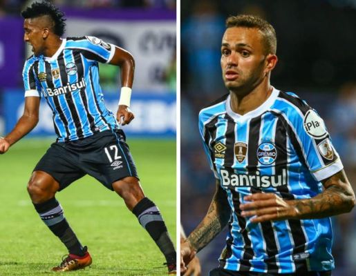 Grêmio 2018 Umbro Home Football Kit, Soccer Jersey, Shirt, Camisa do Futebol