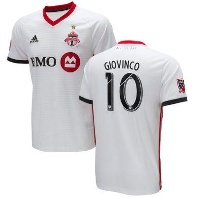 Toronto FC 2018 adidas Away Soccer Jersey, Football Kit, Shirt, Camiseta, Maillot
