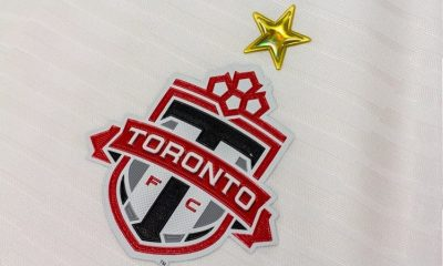 Toronto FC 2018 adidas Away Soccer Jersey, Football Kit, Shirt, Camiseta, Maillot