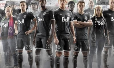 "Vancouver Whitecaps 2018 adidas Away ""Unity"" Soccer Jersey, Shirt, Football Kit, Maillot, Camiseta"