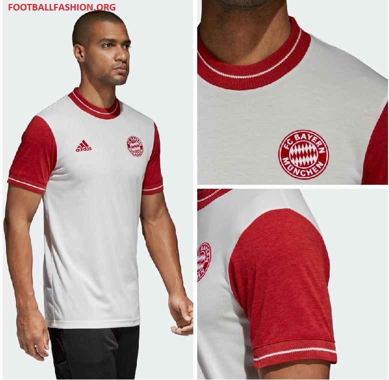 Bayern Munchen 2018 Adidas Icon Jersey Football Fashion Org