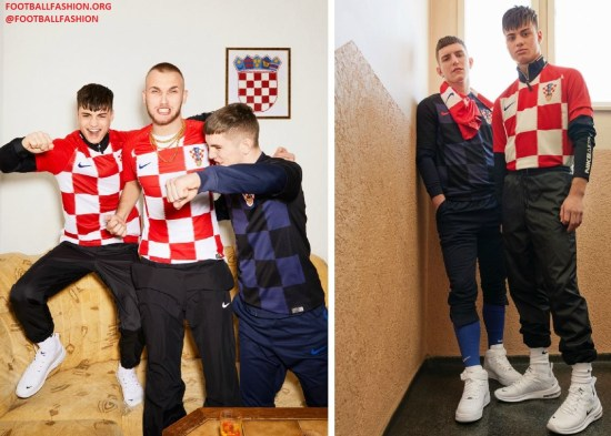 Croatia 2018 World Cup Nike Home and Away Football Kit, Soccer Jersey, Shirt, Dres