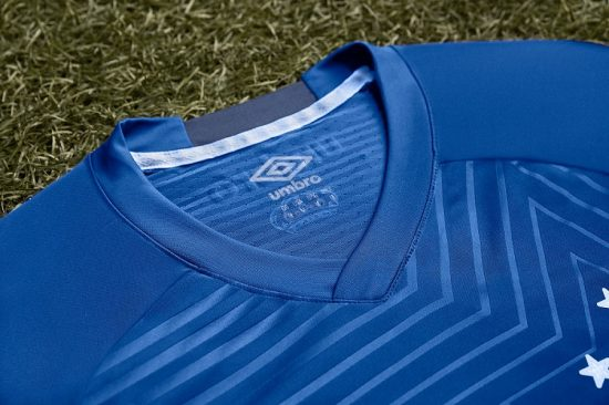 Cruzeiro 2018 Umbro Home and Away Football Kit, Soccer Jersey, Shirt, Camisa