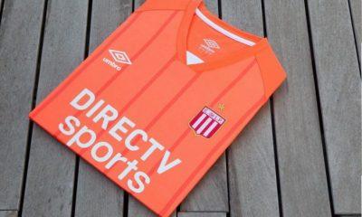 Estudiantes de La Plata 2018 Umbro Away Football Kit, Soccer Jersey, Shirt, Camiseta de Futbol, Playera, Equipacion