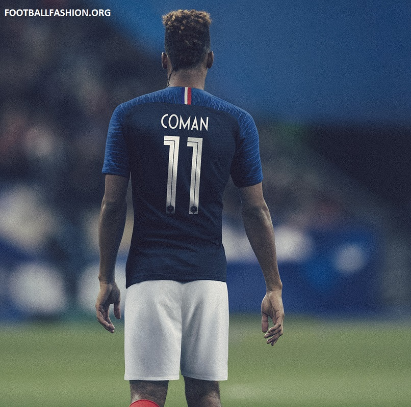 France 2018 World Cup Home and Away Kits – FOOTBALL FASHION.ORG fc1783261