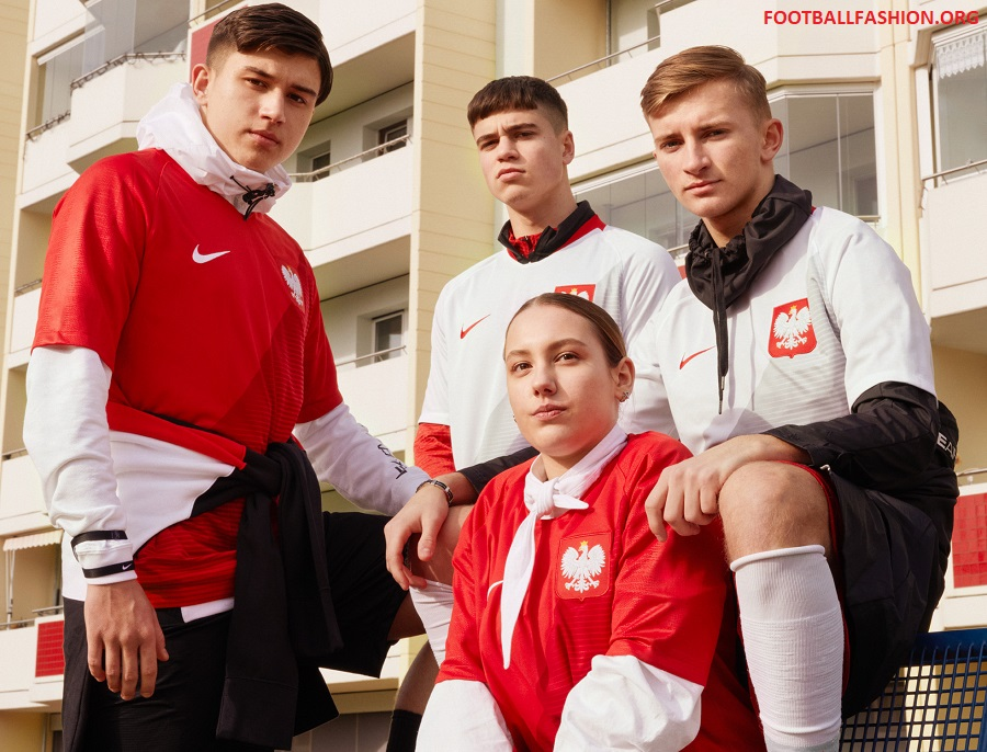 748080646 Poland 2018 World Cup Nike Home and Away Kits - FOOTBALL FASHION.ORG