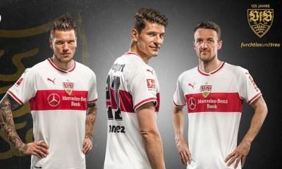 VfB Stuttgart 2018 2019 PUMA Home Football Kit, Soccer Jersey, Shirt, Trikot, Heimtrikot