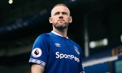 Everton FC 2018 2019 Umbro Home Football Kit, Soccer Jersey, Shirt, Camiseta, Camisa, Trikot, Maillot