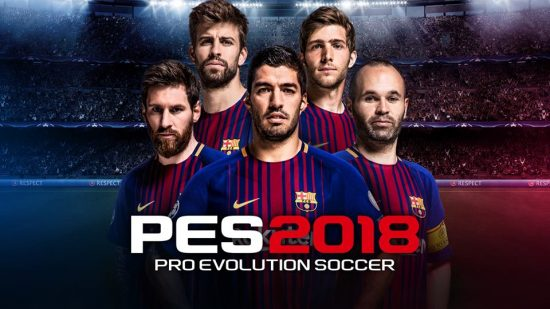 Review: Pro Evolution Soccer 2018 (PS4)