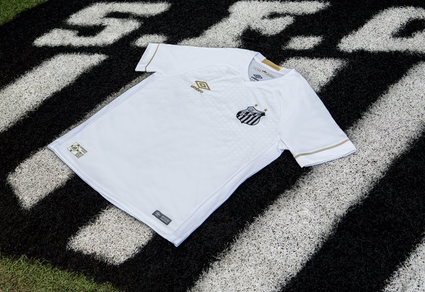 Santos FC 2018 19 Umbro Home and Away Kits – FOOTBALL FASHION.ORG 68bdd02ea22a4