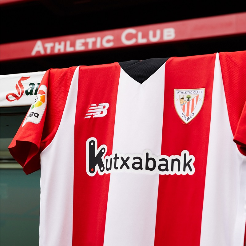 3fe891415b37c Athletic Club 2018 19 New Balance Home Kit - FOOTBALL FASHION.ORG
