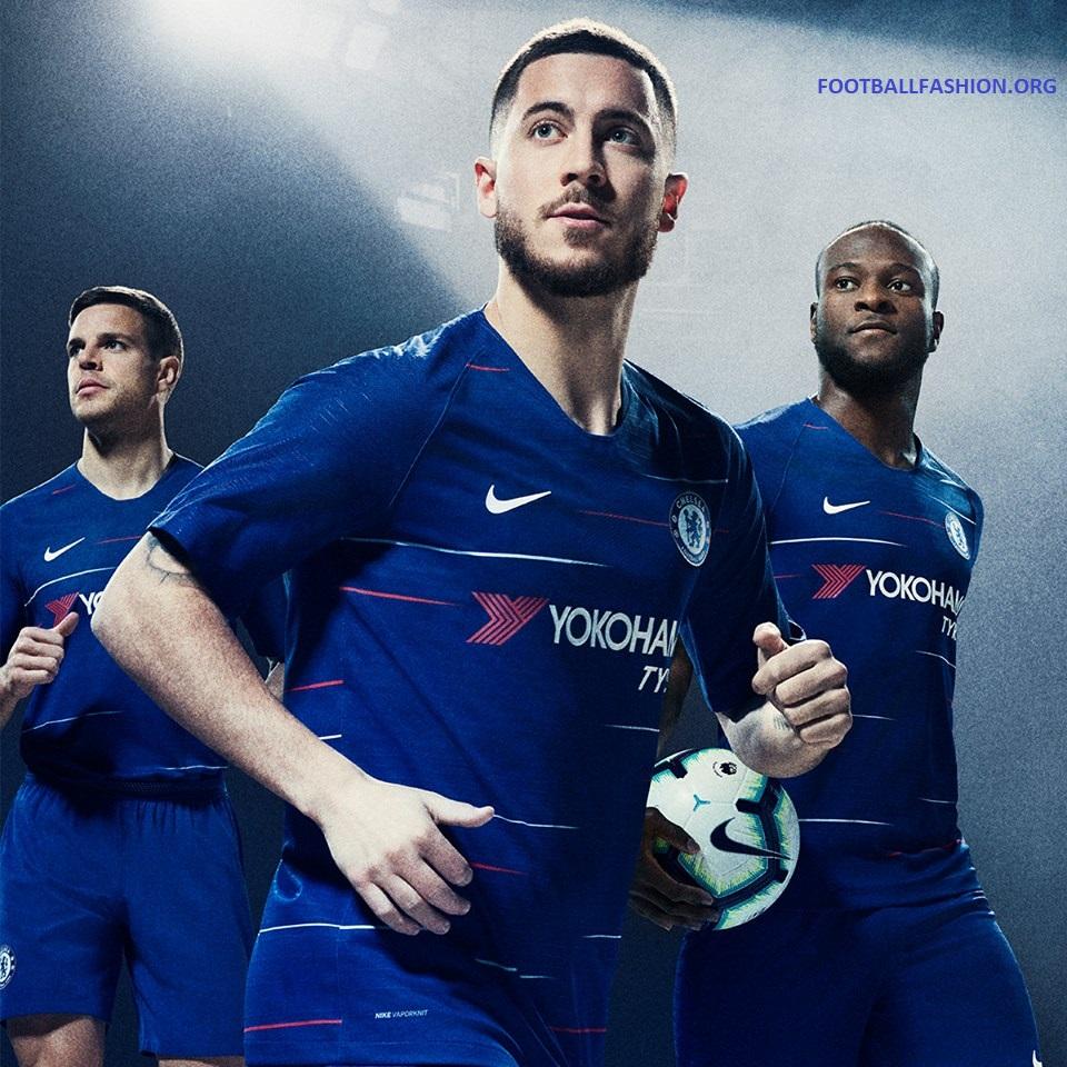 Chelsea FC 2018/19 Nike Home Kit