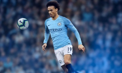 Manchester City FC 2018 2019 Sky Blue Nike Home Football Kit, Shirt, Soccer Jersey, Maillot, Camiseta, Camisa, Trikot, Tenue