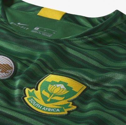 South Africa 2018 2019 Nike Away Soccer Jersey, Football Kit, Shirt