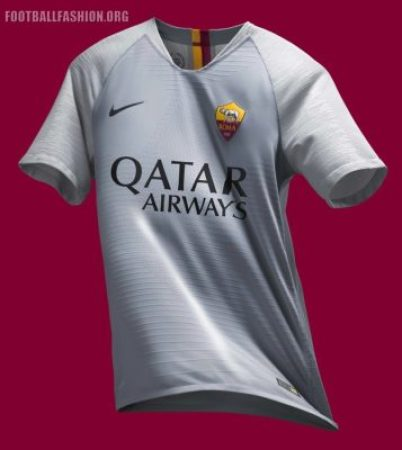 AS Roma 2018 19 Nike Away Kit - Football Fashion 2147befce