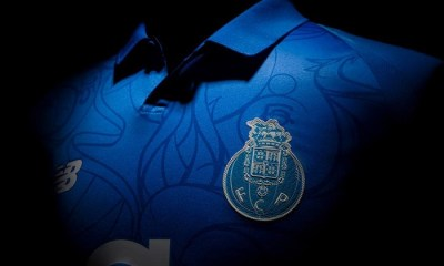 FC Porto 2018 2019 New Balance Third Football Kit, Soccer Jersey, Shirt, Camisa, Camiseta, Camisola, equipamento terceiro
