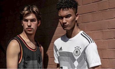 Germany 2018 FIFA World Cup adidas Primeknit Football Kit, Shirt, Soccer Jersey, Trikot, Heimtrikot , Fussball-Weltmeisterschaft