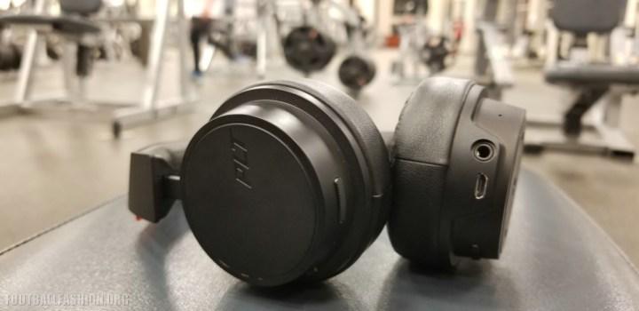 Review: Plantronics BackBeat FIT 500 Wireless Sports Headphones