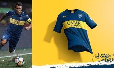 Boca Juniors 2018 2019 Nike Home and Away Football Kit, Soccer Jersey, Shirt, Equipacion, Camiseta