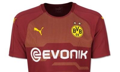 Borussia Dortmund 2018 2019 PUMA Third Football Kit, Soccer Jersey, Shirt, Trikot, Ausweichtrikot , Maillot, Camiseta, Camisa