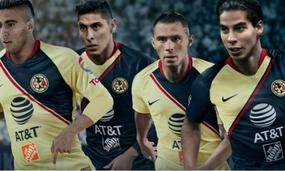 Club América 2018 2019 Nike Home and Away Soccer Jersey, Shirt, Football Kit, Equipacion, Camiseta, Playera, Uniforme