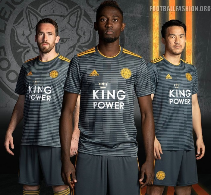 Leicester City 2018/19 adidas Away Kit – FOOTBALL FASHION.ORG