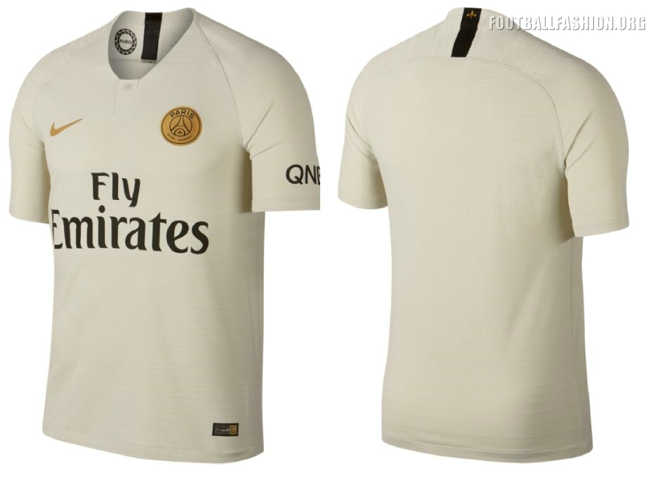 e57edb98c Paris Saint-Germain 2018 19 Nike Away Kit - FOOTBALL FASHION.ORG