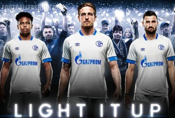 new product 997b6 400a5 Schalke 04 2018/19 Umbro Away Kit - Football Fashion
