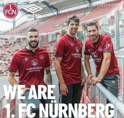 check out 9cc6c 0c6d6 1. FC Nürnberg 2018/19 Umbro Kits - Football Fashion