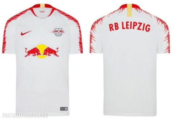 RB Leipzig 2018 2019 Nike Home and Away Football Kit, Soccer Jersey, Shirt, Trikot