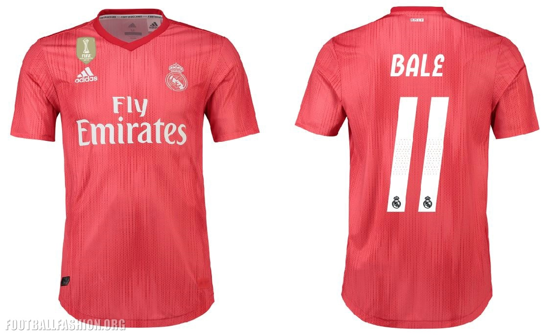 Real Madrid 2018 19 Parley Ocean Plastic Third Kit – FOOTBALL ... 14924ddd6