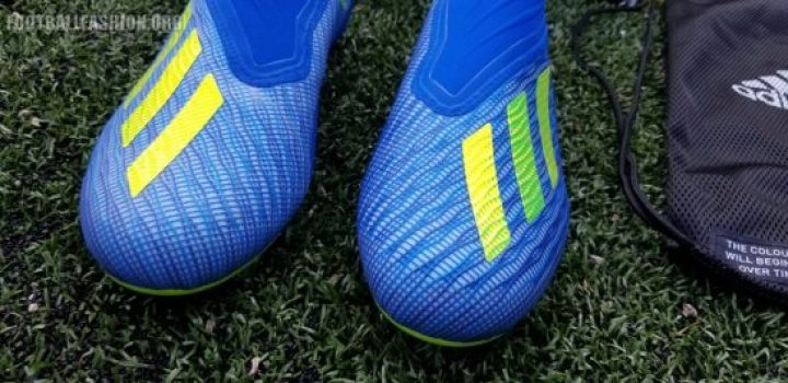 Review: adidas X 18+ Soccer Boot