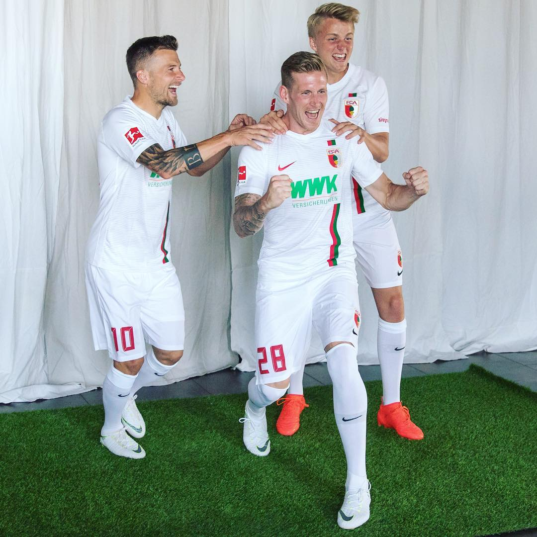 Fc Augsburg Home