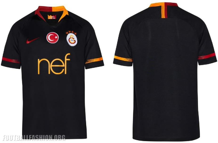 official photos a649f bdebc Galatasaray SK 2018/19 Nike Away and Third Kits - FOOTBALL ...