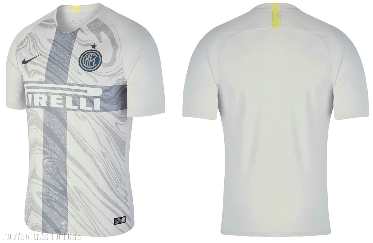 best sneakers e134d 74233 Inter Milan 2018/19 Nike Third Kit - FOOTBALL FASHION.ORG