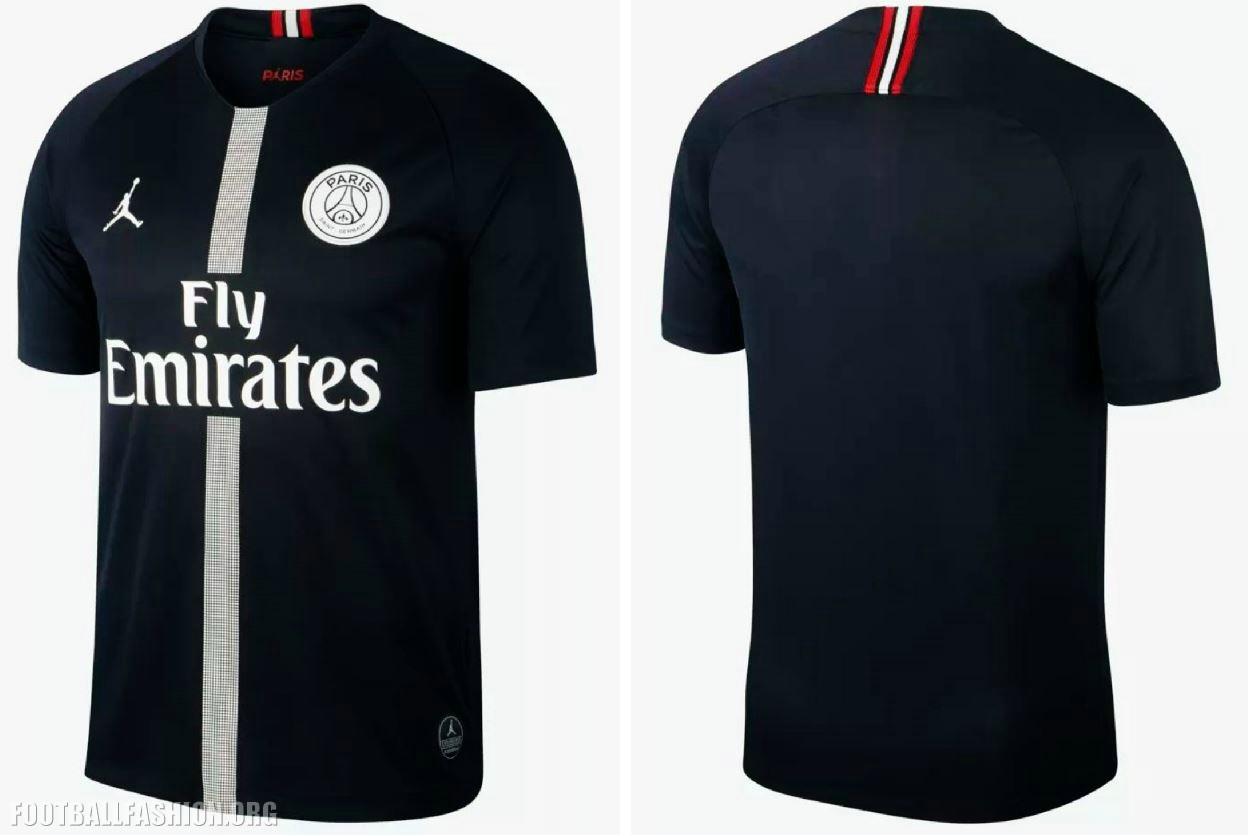88b746fe8d8 Paris Saint-Germain 2018 2019 Jordan UEFA Champions League Football Kit