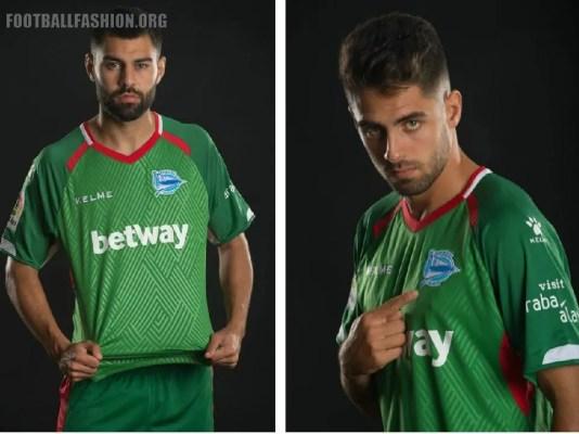 Deportivo Alavés 2018 2019 Kelme Home, Away and Third Football Kit, Soccer Jersey, Shirt, Camiseta de Futbol, Equipacion