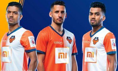 FC Goa 2018 2019 Home and Away Football Kit, Soccer Jersey, Shirt