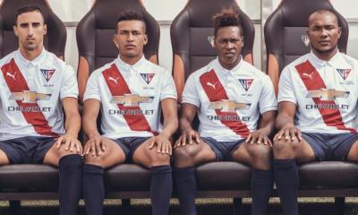 LDU Quito 100th Anniversary PUMA Football Kit, Soccer Jersey, Shirt, Camiseta de Futbol, Centenario