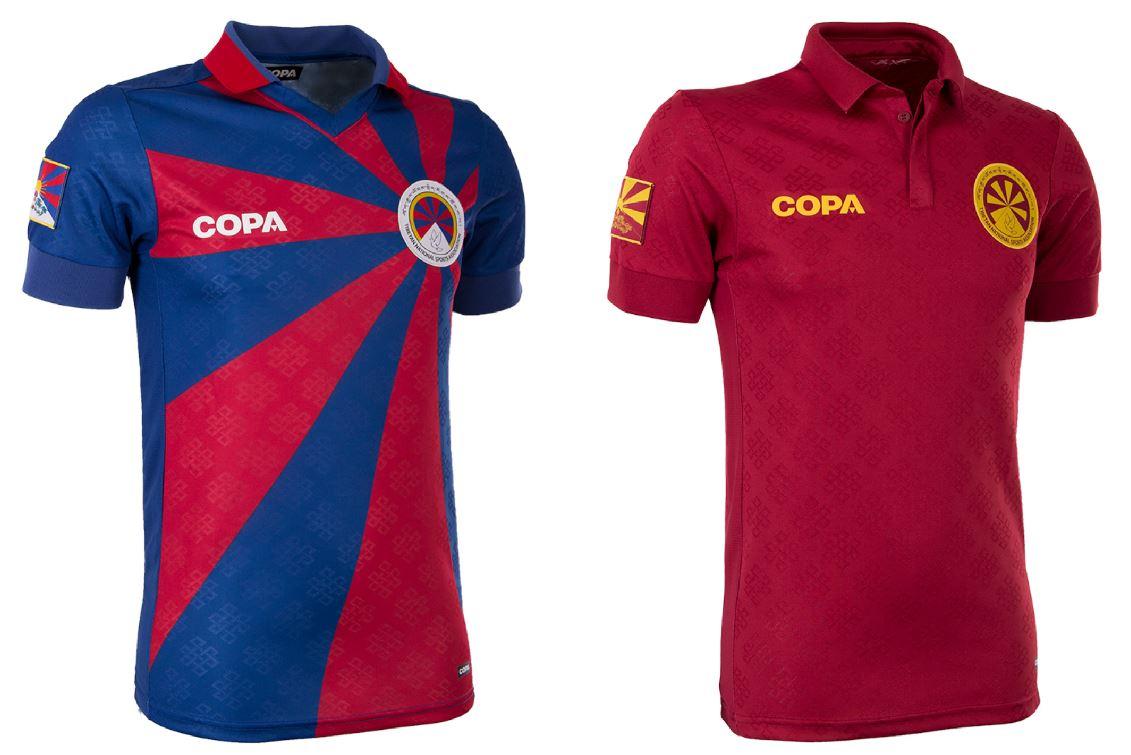 f65d11ca48e Tibet 2018 2019 COPA Home and Away Football Kit, Soccer Jersey, Shirt