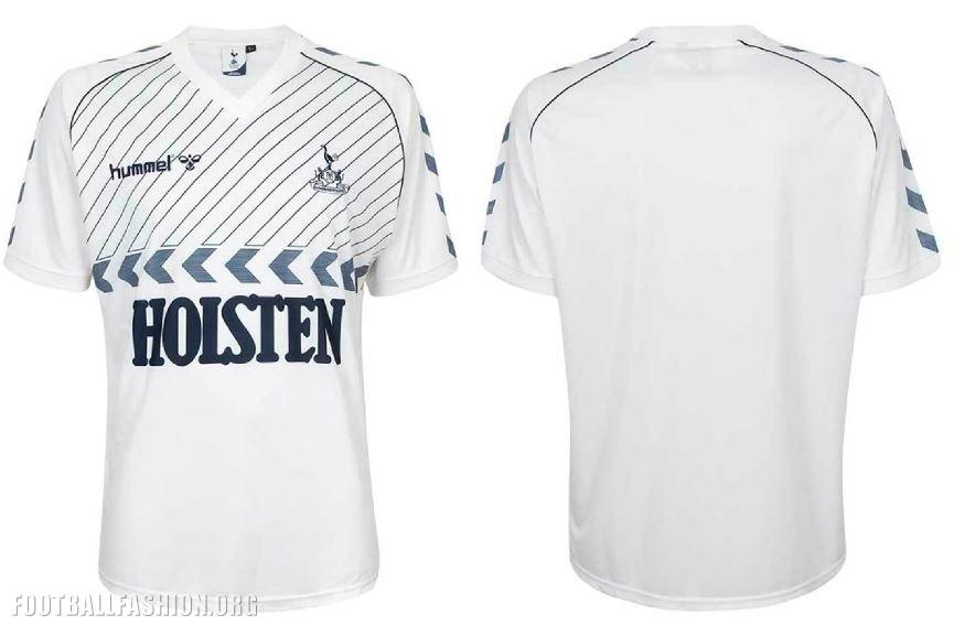 2f238da1f80 Tottenham Hotspur Reissue Late 1980s hummel Kits - FOOTBALL FASHION.ORG