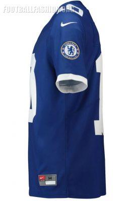 Chelsea FC 2018 2019 Nike NFL Football Jersey, Shirt, Kit