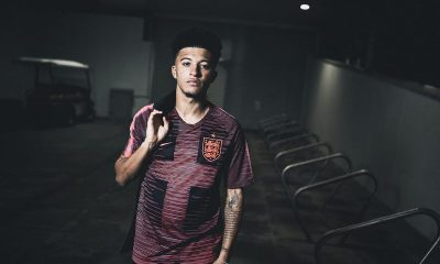 England 2019 Remix Nike Pre-Match Soccer Jersey, Shirt, Football Kit