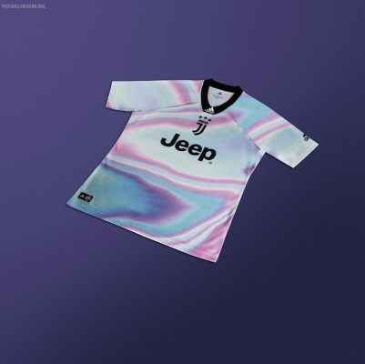 Juventus 2018 2019 adidas EA Sports FIFA Fourth Football Kit, Soccer Jersey, Shirt, Camiseta, Camisa, Maglia, Gara, Trikot, Maillot, Tenue, Camisa, Camisola