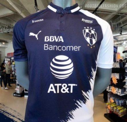 Rayados de Monterrey 2019 PUMA Third Football Kit, Soccer Jersey, Shirt, Camiseta de Futbol Tercera
