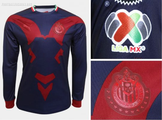 d2cd75370ed Chivas de Guadalajara 2018 2910 PUMA Third Soccer Jersey, Shirt, Football  Kit, Camiseta