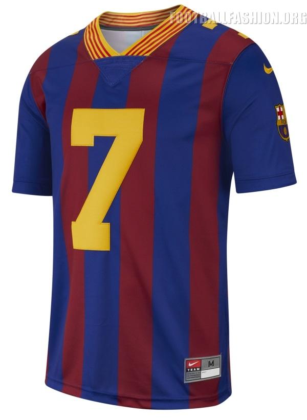 FC Barcelona 2018 19 Nike NFL Jersey – FOOTBALL FASHION.ORG 4ceb82f1240bf